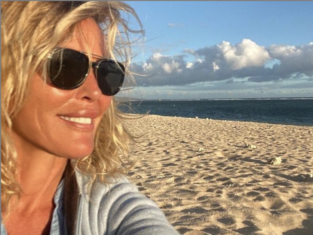 Ophélie Winter donne de ses nouvelles sur Instagram après un long confinement