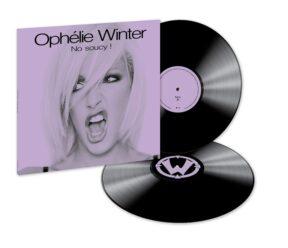 No Soucy ! d'Ophélie Winter en vinyle (édition limitée spéciale 25 ans)
